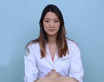 Mulher médica