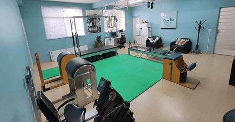 Estúdio de pilates e fisioterapia